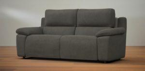 Gambettola 3 posti relax elettrico scontato del 55 da - Gambettola divano ...