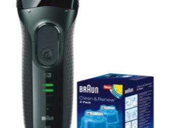 Braun 3050+CCR2 scontato del 31% da Trony!
