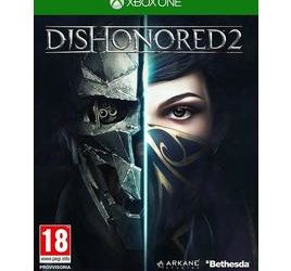 Dishonored 2 Xbox One scontato del 35,72% su Euronics!