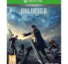 Final Fantasy XV Xbox One scontato del 21,43% da Euronics!