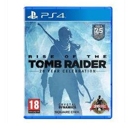 Rise of the Tomb Raider Standard Edition Ps4 D1 Ed scontato del 25% Su Euronics!