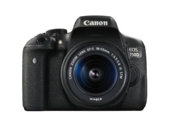 Fotocamera digitale Canon EOS 750D scontata del 24% su Amazon!