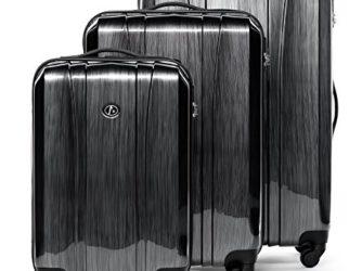 Fergè set di 3 valigie Digione scontato del 61% su Amazon!