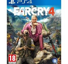 Far Cry 4 Ps4 scontato del 33,34% su Euronics!