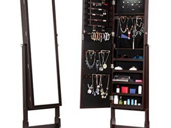 Langria armadio specchio portagioie gioielli scontato del 48% su Amazon!