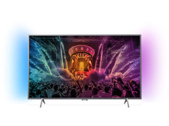 Tv Led PHILIPS 43PUT6401/12 scontata del 24,7% da Trony!