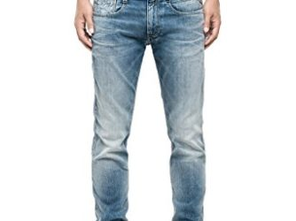 Replay-Anbass,Jeans Uomo scontato del 50% su Amazon!