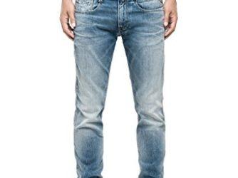 Replay-Anbass,Jeans Uomo scontato del 50% su Amazon!