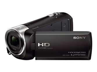 Videocamera Sony HDR-CX240E scontata del 24% su Amazon!