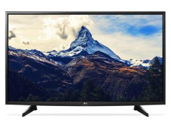Tv Led LG 49UH610V scontata del 21% su Unieuro!
