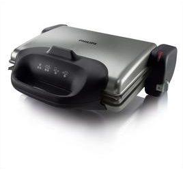 Bistecchiere Philips HD4467/90 scontato del 28,57% su Euronics!