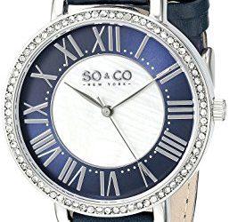Offerta lampo,orologio da donna So & Co New York SoHo scontato del 75% su Amazon!