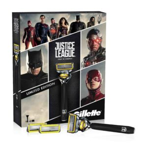 Gillette Justice League special PackLowDef