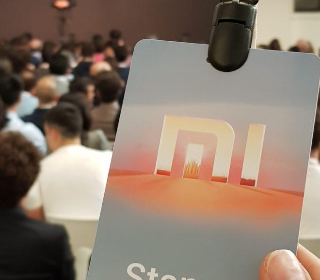 Arriva il primo negozio fisico di Xiaomi in Italia!