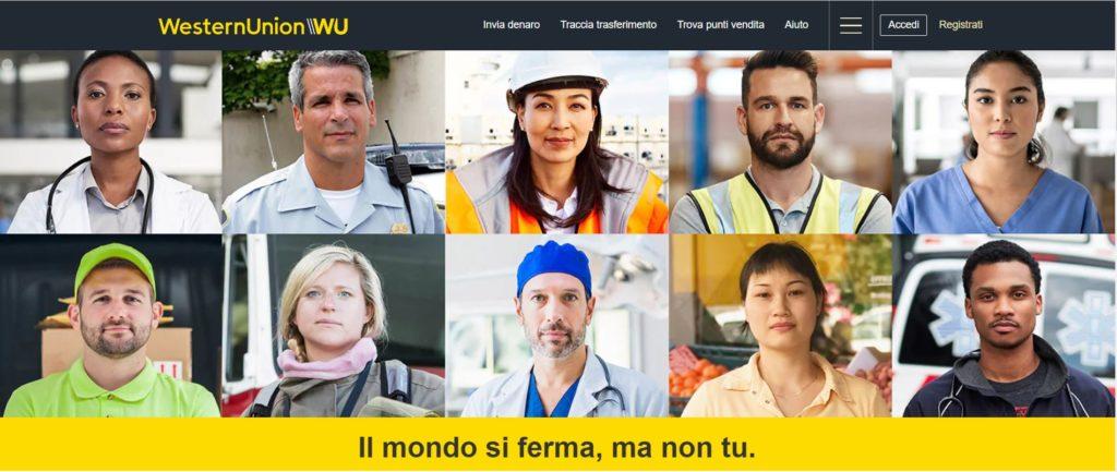 western union thanks